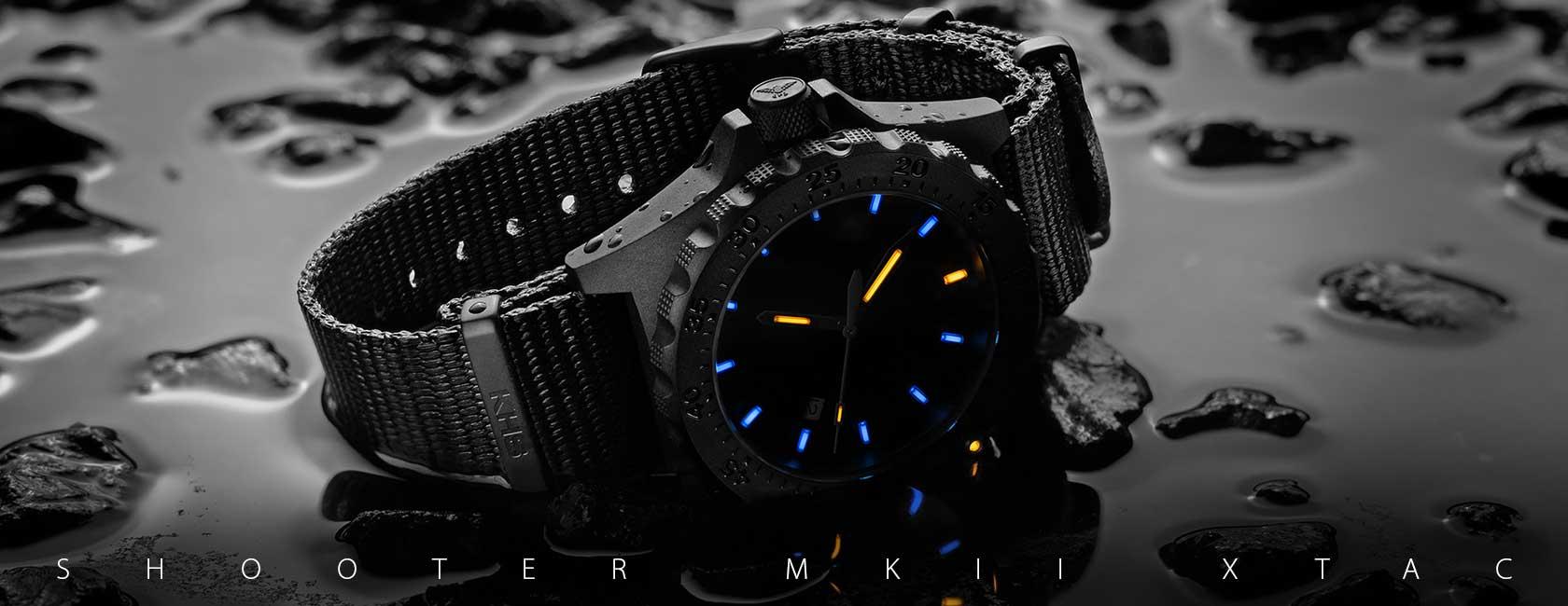 Shooter MKII XTAC