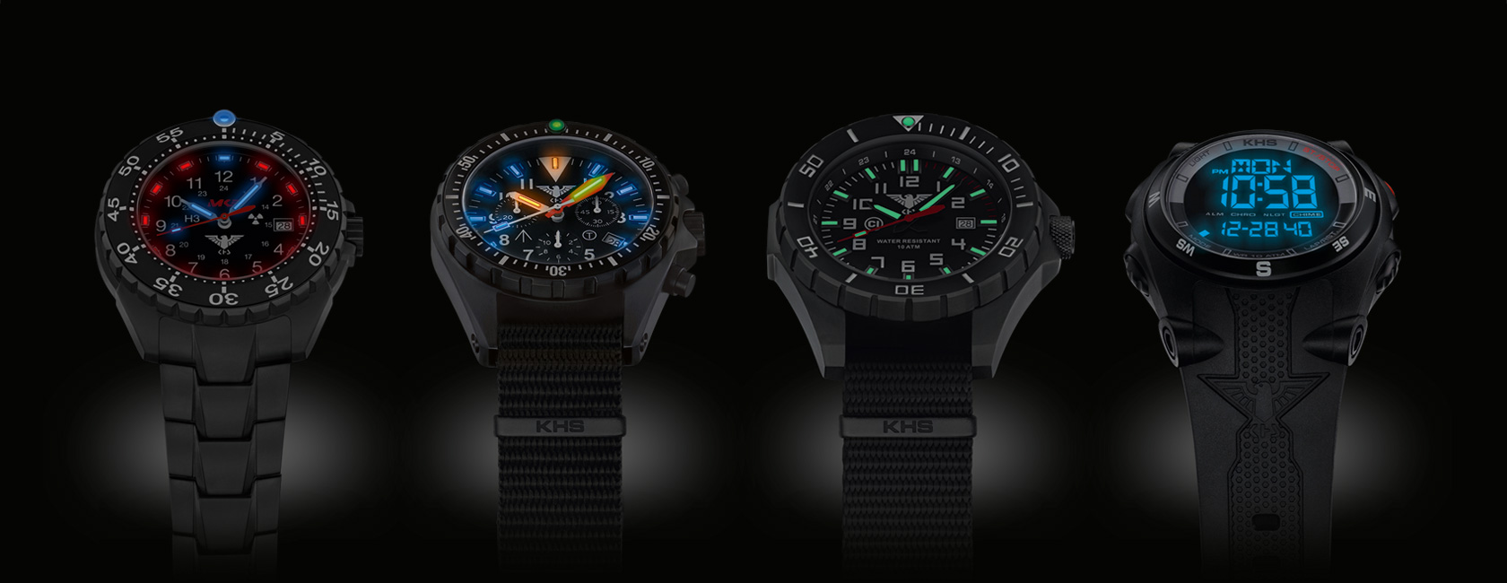 khs h3 watches and special ops watches official khs shop