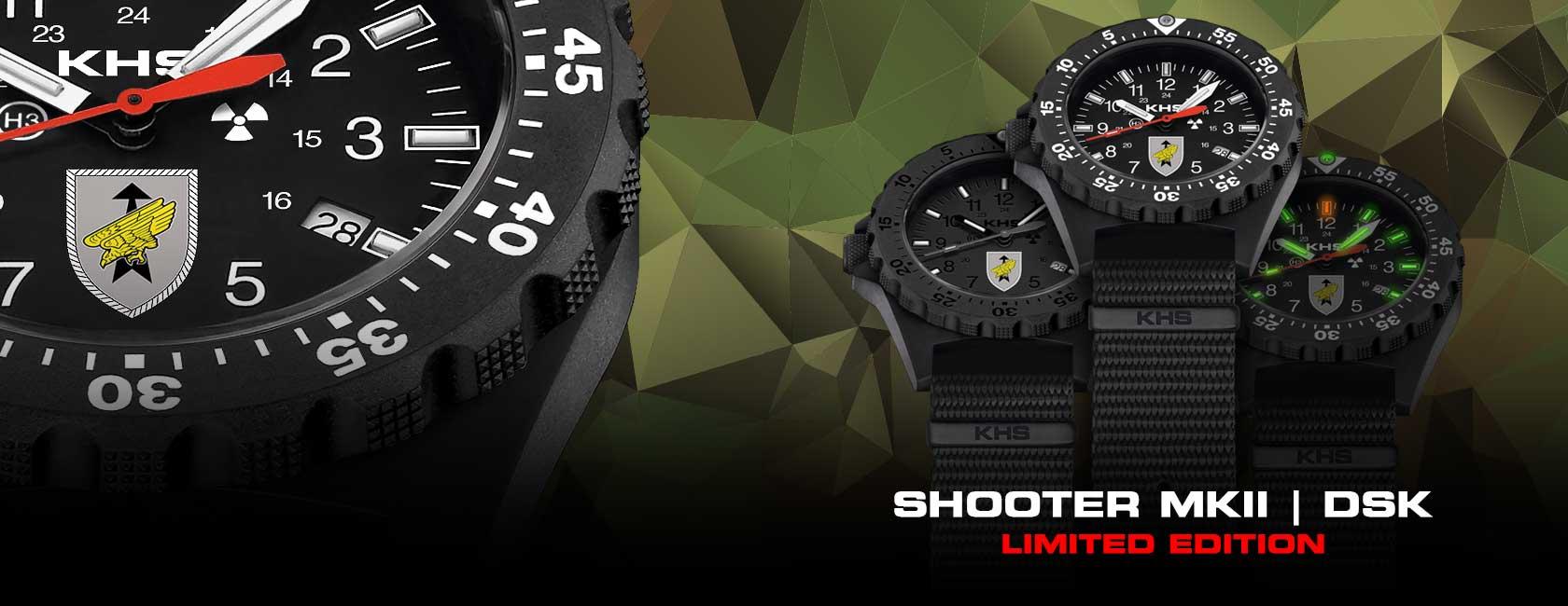 KHS Shooter MKII | DSK